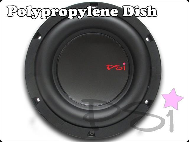 PSI-8 dish