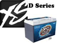D Series Batteries